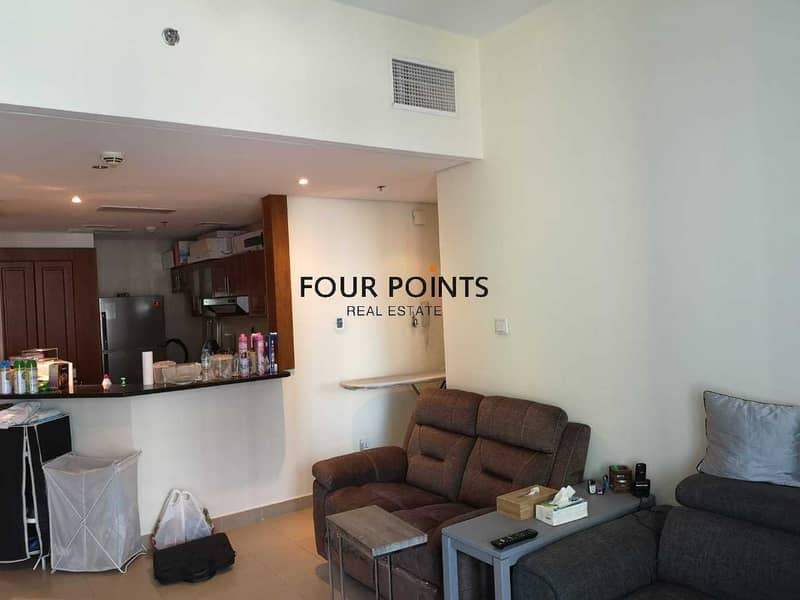 Furnished 1BR in Lakeside Tower JLT