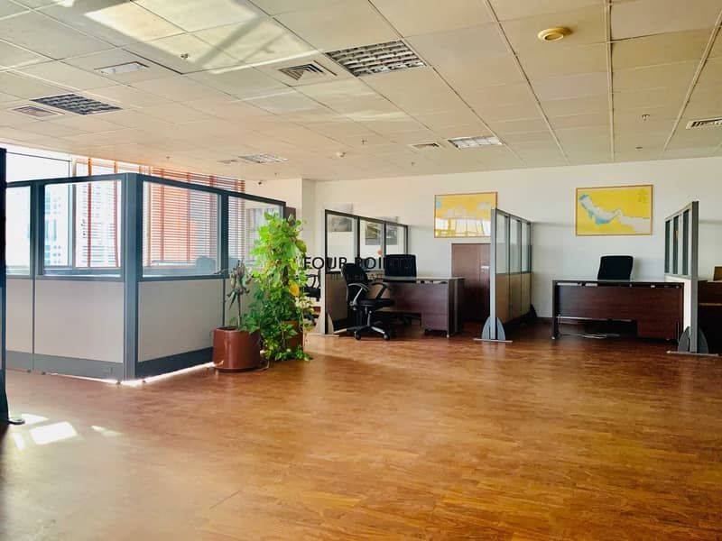 Furnished Fitted Offices | Mazaya BB1| DMCC