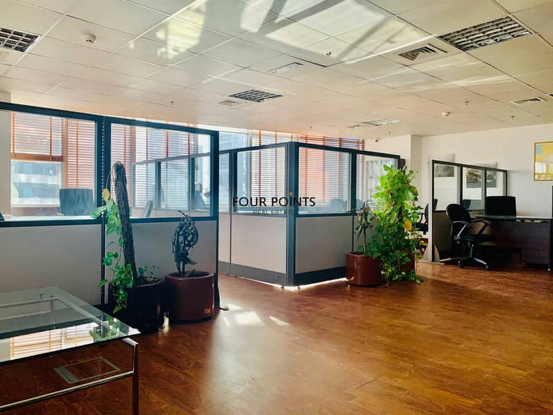 2 Furnished Fitted Offices | Mazaya BB1| DMCC