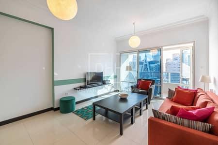 1 Bedroom Apartment for Rent in Jumeirah Lake Towers (JLT), Dubai - Bright 1BR High Floor| O2 Residence | JLT