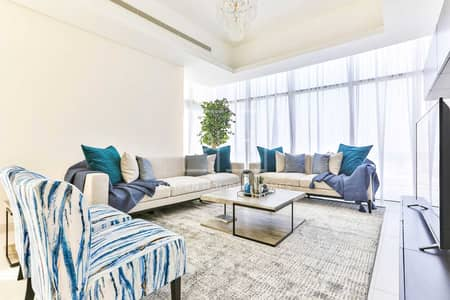 2 Bedroom Flat for Rent in Downtown Dubai, Dubai - Idea Place   2 Beds Downtown   Mada Residence