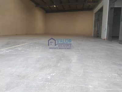 Warehouse for Rent in Al Quoz, Dubai - FULLY INSULATED | WAREHOUSE | BEST DEAL