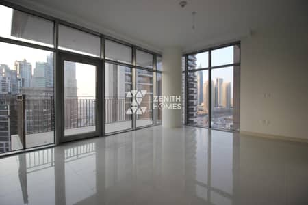 1 Bedroom Flat for Rent in Downtown Dubai, Dubai - One Bed + Study   Best Views   Chiller Free