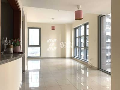 شقة 1 غرفة نوم للايجار في وسط مدينة دبي، دبي - One Bed + Study | Chiller Free | Available