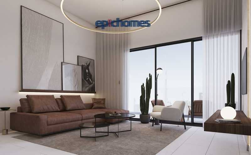 Sale| Off plan| 2 BR Specious Apartment