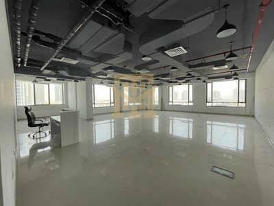 مکتب  للايجار في قرية جميرا الدائرية، دبي - Fully Fitted | Vacant | Prime Location | Office Space
