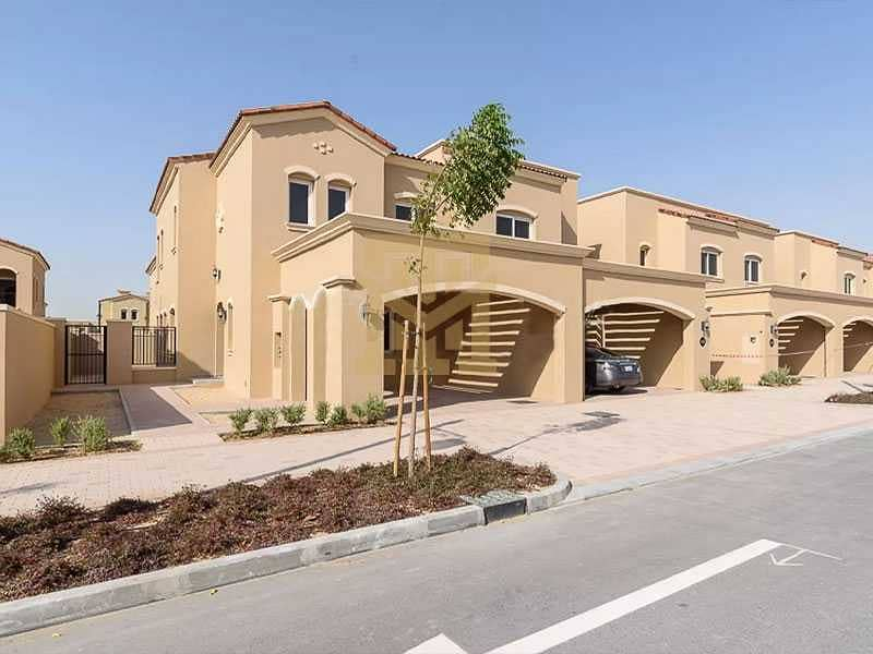 End Unit| Type B| Luxurious 3 Bed Plus Maids| Ready