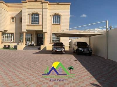 5 Bedroom Villa for Rent in Zakher, Al Ain - Magnificent Duplex Villa 5 BR Only For Expacts
