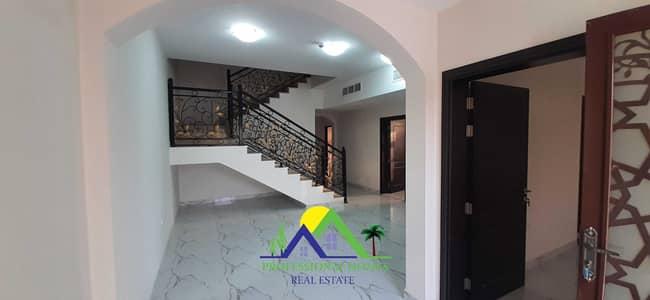 4 Bedroom Villa for Rent in Al Hili, Al Ain - Brand new 4bed Villa with sharing compound