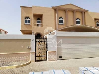 5 Bedroom Villa for Rent in Mohammed Bin Zayed City, Abu Dhabi - Big & Clean 5 Bedroom Villa + Maid's Room