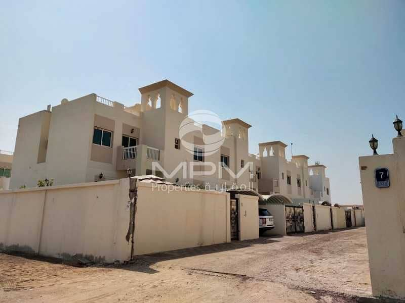 Spacious & Clean 5 Bedroom Villa with Maids and yard