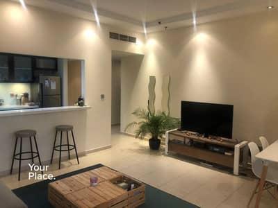 3 Bedroom Apartment for Rent in Dubai Marina, Dubai - Chiller Free - Semi Furnished - High Floor
