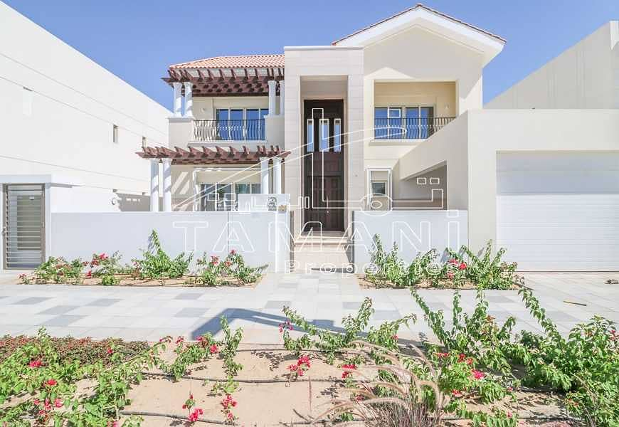 Vacant Brand New 4BR Mediterranean Phase One