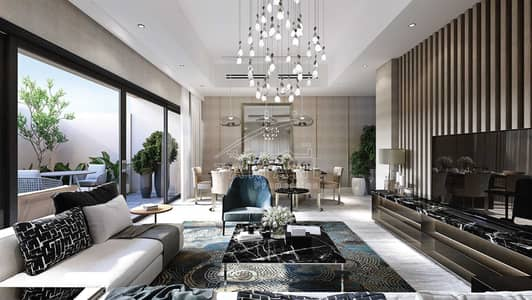 4 Bedroom Townhouse for Sale in Mohammed Bin Rashid City, Dubai - Pay 10%| 2 Years Post Handover| No Commission