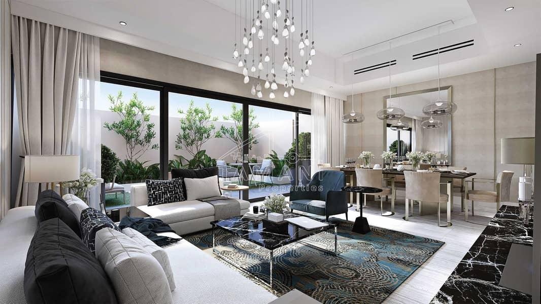 14 GREAT View 2 + maid  luxury   7min Burj Khalifa
