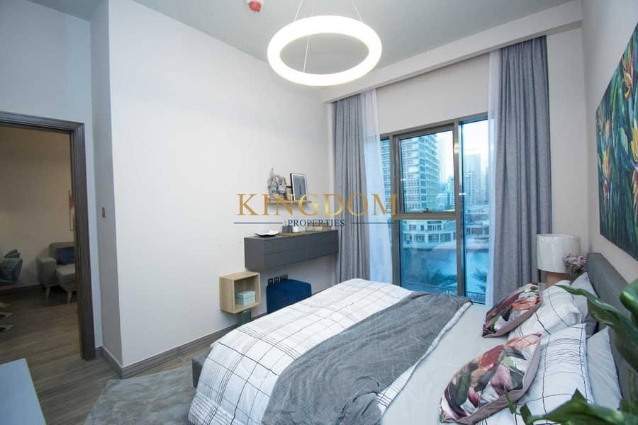 Luxury 1BR l Brand new l Jumeirah island View l MBL