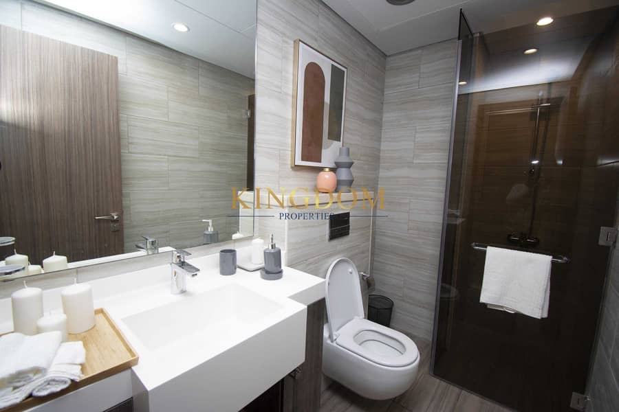 15 Luxury furnished 2BR l Brand new l MBL (Water Front Residence)
