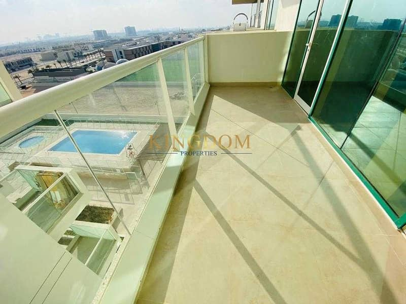 2 Pool View1BRUnfurnished Chiller Free