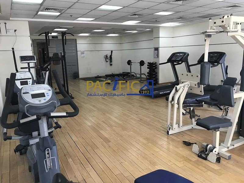 13 Lowest Price   Modern Gym   Balcony