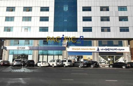 معرض تجاري  للبيع في كورنيش البحيرة، الشارقة - Rented 1 Million  |  Buhairah Corniche