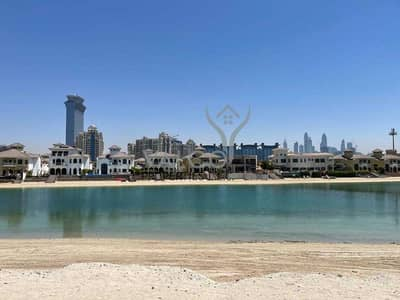 Plot for Sale in Palm Jumeirah, Dubai - Best opportunity | New in Market | Marina View