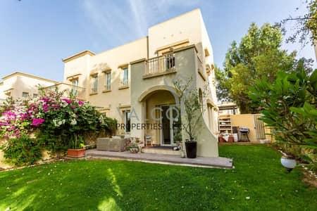 فیلا 2 غرفة نوم للبيع في الينابيع، دبي - Big garden