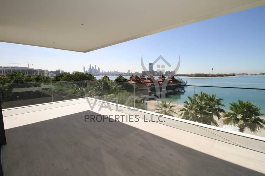 2 Brand New Luxurious Penthouse Panoramic Palm View