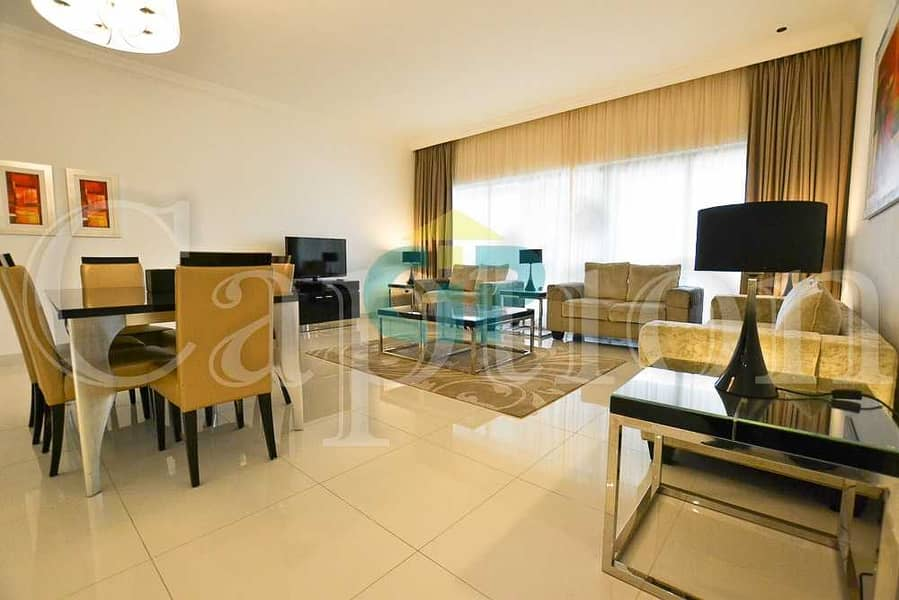 Fully Furnished | Spacious apartment | Amazing location  | Great investment