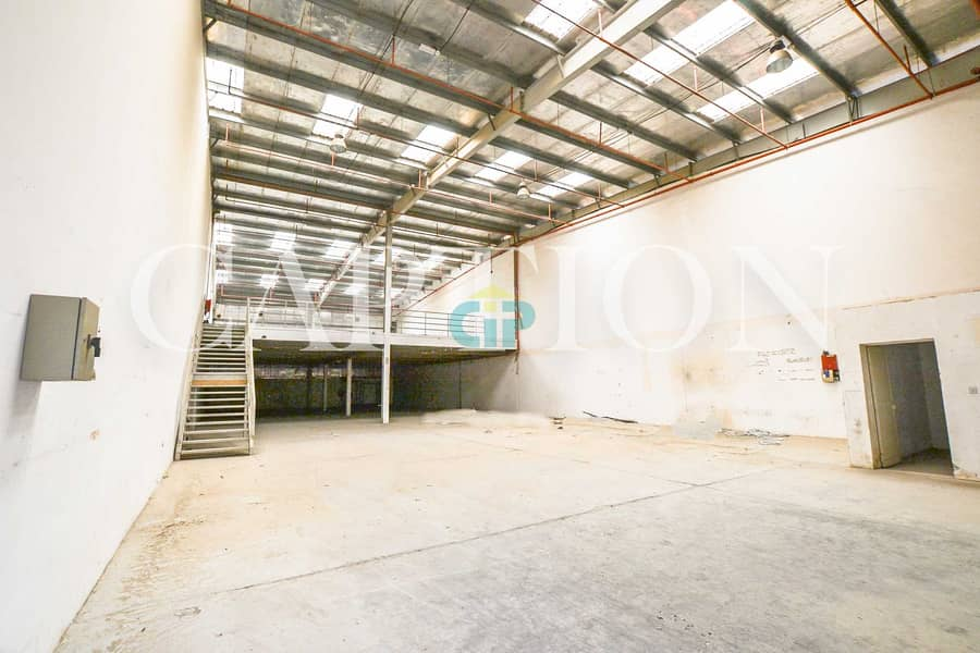 Industrial Warehouse- High Power