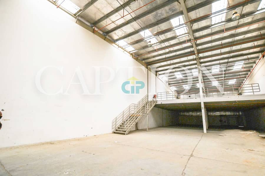 2 Industrial Warehouse- High Power
