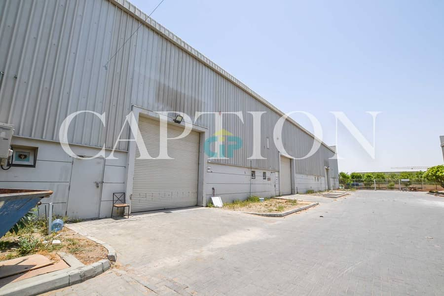 11 Industrial Warehouse- High Power