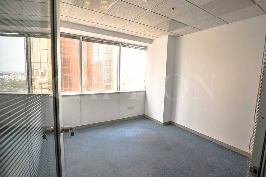 2 HALF FLOOR | PARTITIONED OFFICE | ON SZR