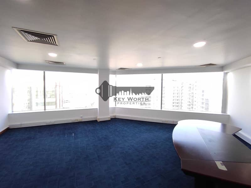 2 Crazy Deal 2 month free  Best priced office at Heart of Dubai