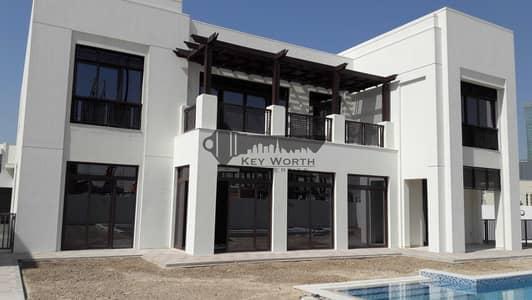 فیلا 6 غرف نوم للبيع في مدينة محمد بن راشد، دبي - Arabic I Elevator I Best price I large plot I corner villa