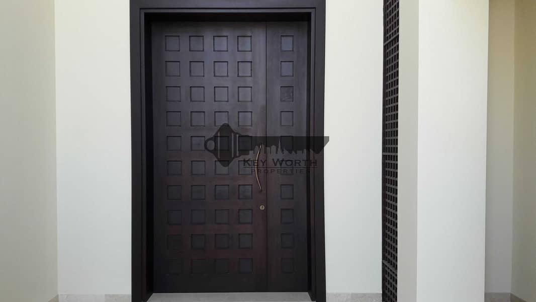 2 Arabic I Elevator I Best price I large plot I corner villa