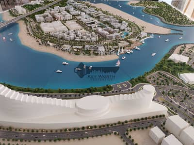 2 Bedroom Flat for Sale in Al Khan, Sharjah - Beach front ready to move Appartments
