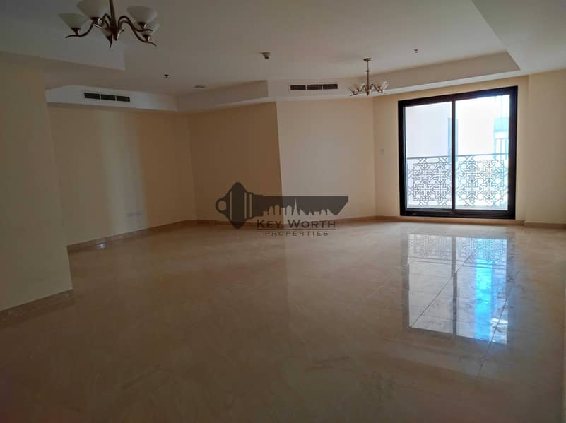 2 Crazy Deal Huge 2 bedroom with Maid  at Culture village