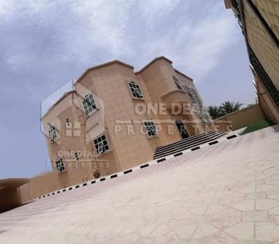 6 Bedroom Villa for Rent in Zakher, Al Ain - Separate Duplex 6BR Villa in Zakher AL AIn