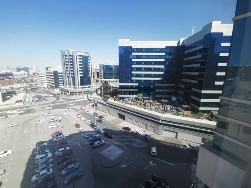 Super luxurious standard and high class fitted Office ready to move in  opp deira city center