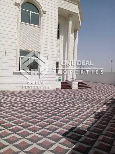 6 Bedroom Villa for Rent in Al Nyadat, Al Ain - Brand New 6BR Separate Villa in Sarooj Al Ain