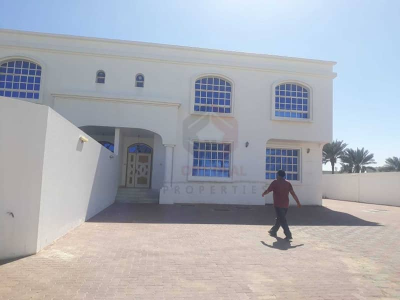 Separate 4BHK Duplex Villa in Towayya Al Ain | Private yard