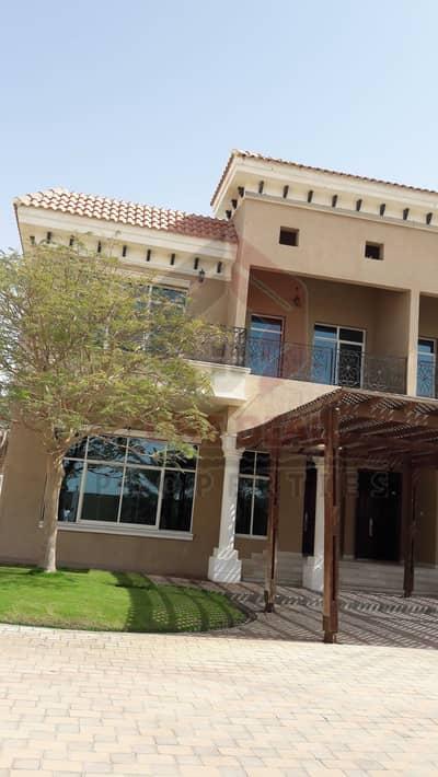 4 Bedroom Villa for Rent in Al Towayya, Al Ain - Beautiful 4BHK Villa in Tawia Community|sharing Pool & Gym | Central AC