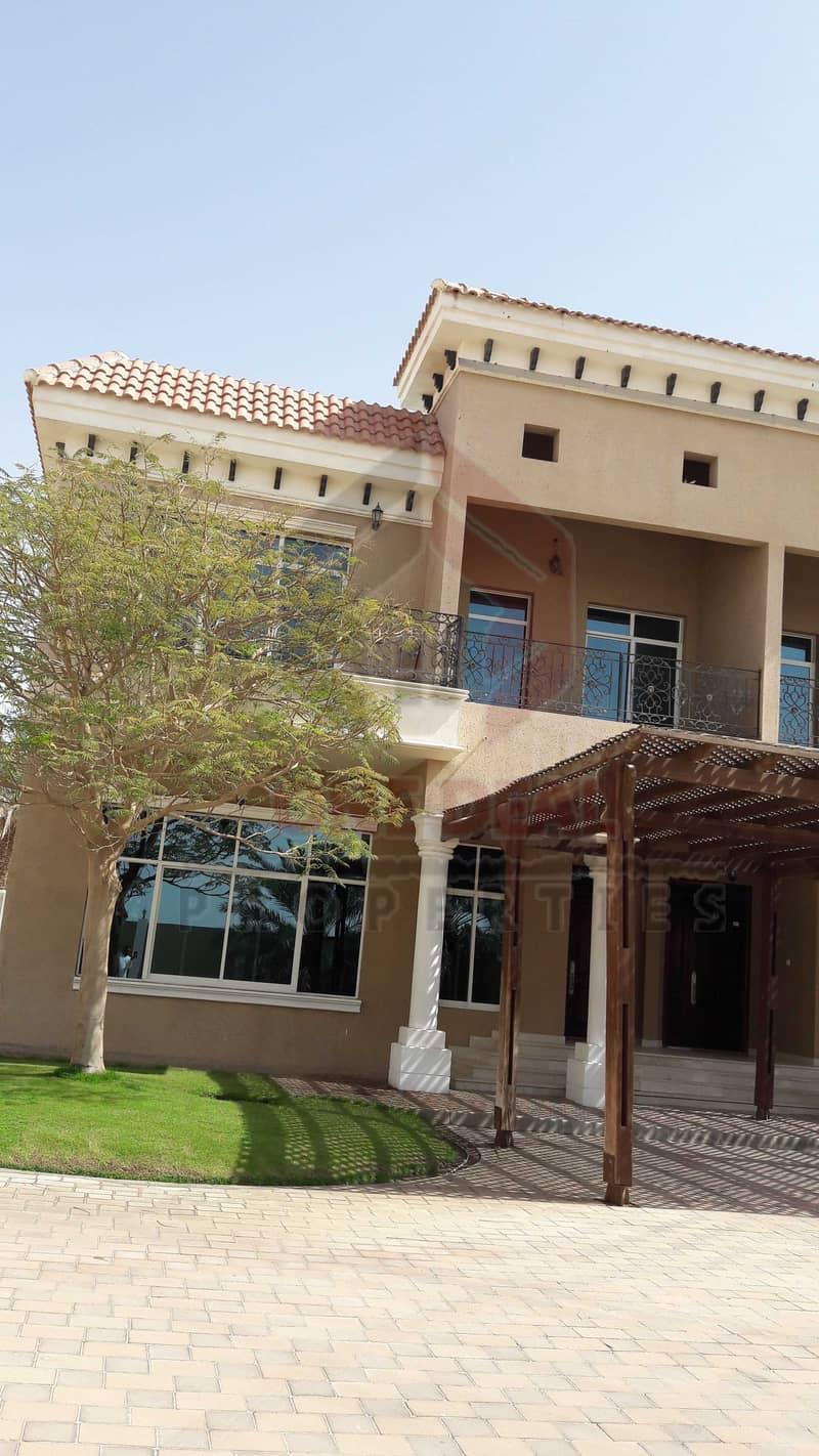 Beautiful 4BHK Villa in Tawia Community|sharing Pool & Gym | Central AC