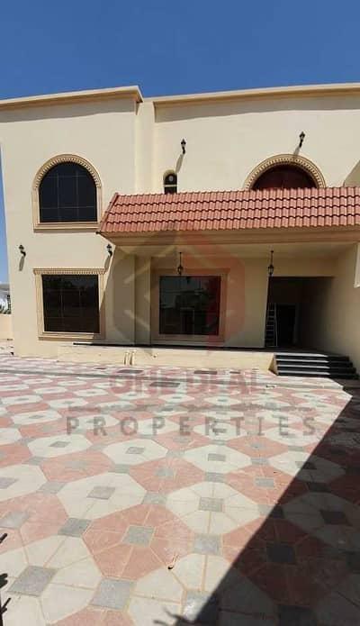 6 Bedroom Villa for Rent in Zakher, Al Ain - Separate 6Master Villa in Zakher   maid   Private Garden   Balcony