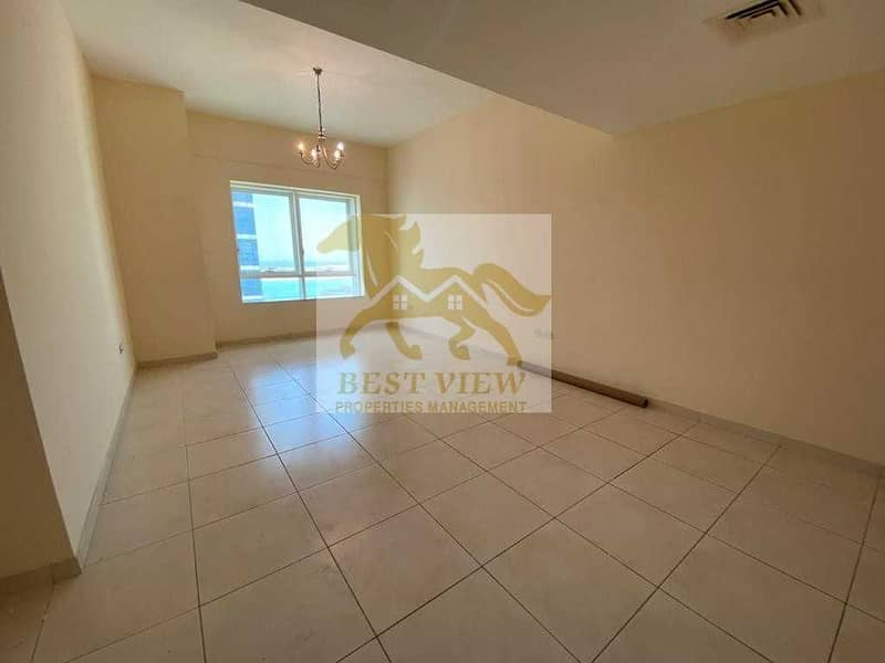 Corniche 3 Masters bedrooms Apartment  with parking.
