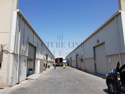Warehouse for Rent in Dubai Investment Park (DIP), Dubai - Storage and commercial Warehouse in DIP2