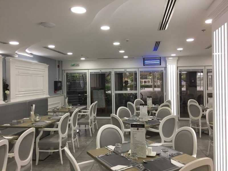 Furnished Restaurant and Shop for Sale