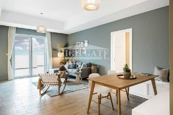 2 BRAND NEW! GOOD INVESTMENT NO COMM 1BR in JVC