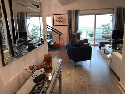 شقة 3 غرف نوم للايجار في تلال الجميرا، دبي - Fully Upgraded Furnished 3BR +M Aug End.
