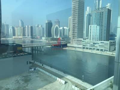 فلیٹ 1 غرفة نوم للبيع في الخليج التجاري، دبي - CORNER UNIT | WINDSOR MANOR | CANAL VIEW